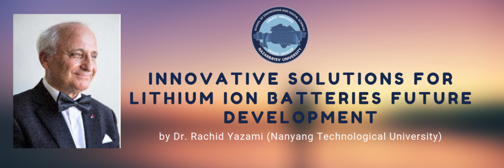 Innovative solutions for lithium ion batteries future development 1