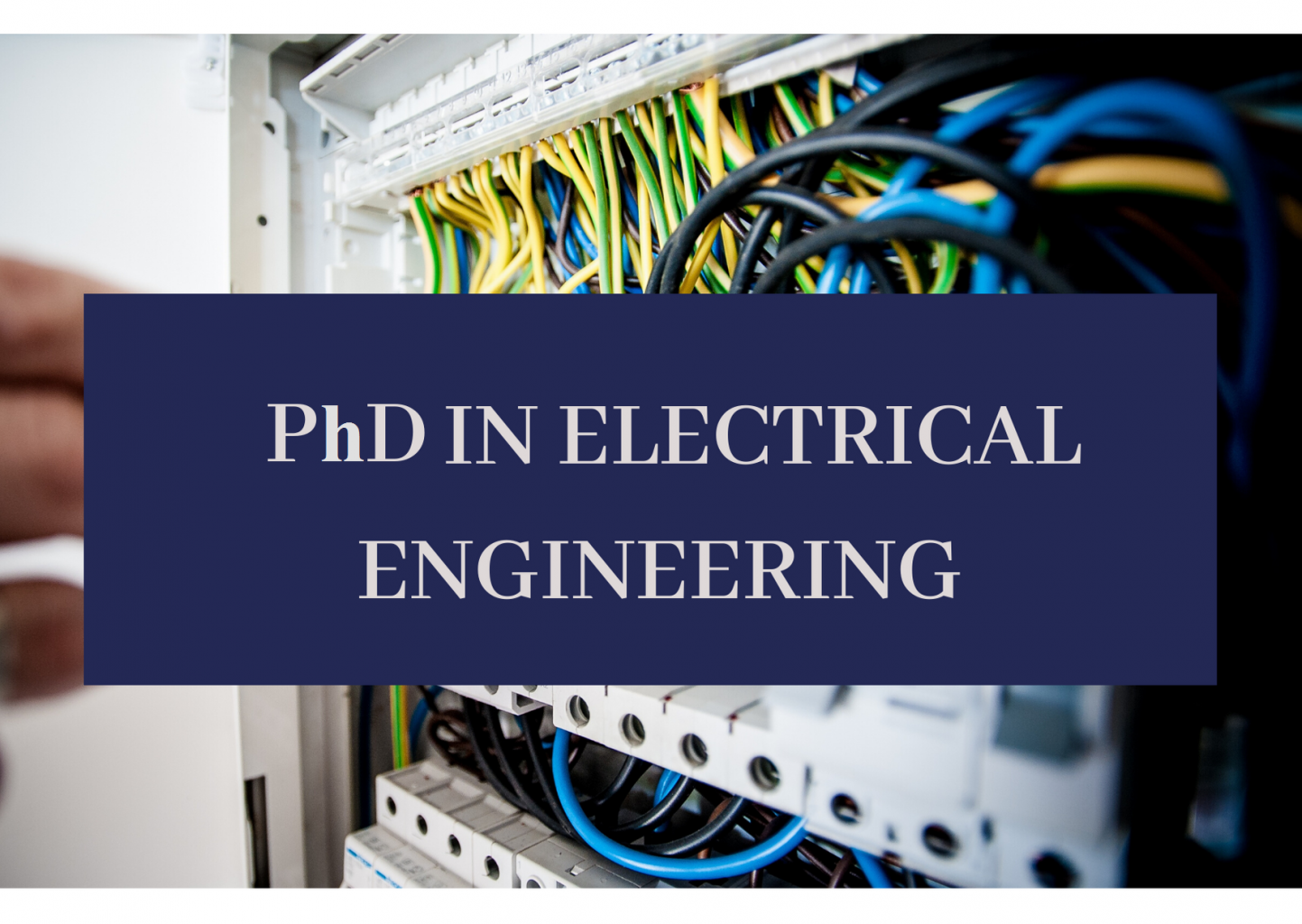 PhD in Chemical Engineering 6 1
